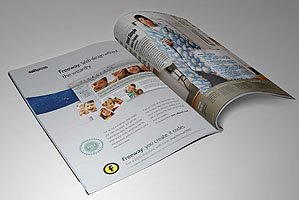 Design, production and copywriting of press advertising for SoftPress Systems